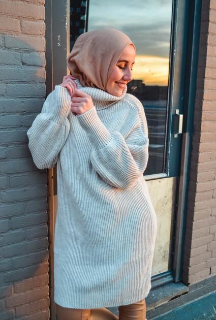 Sweater Haley - CREME