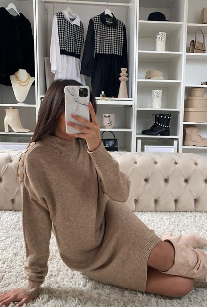 Sweaterjurk Lily