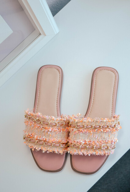 Slipper Coco - ROZE