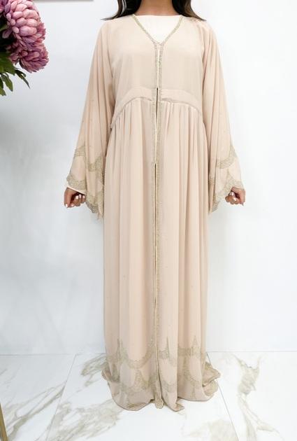 Abaya Huda - NUDE