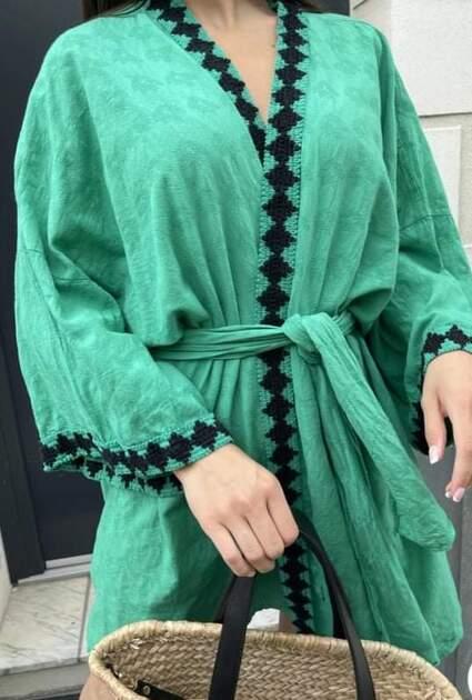 Kimono Aztec -