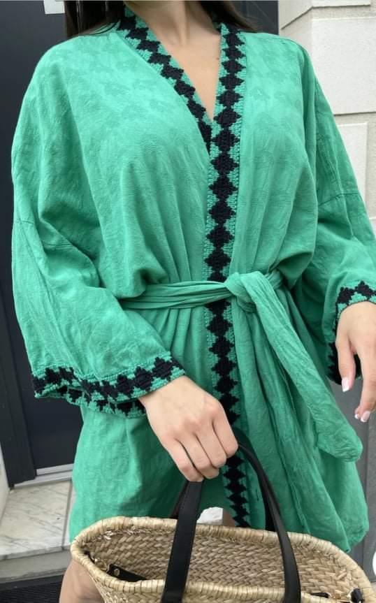 Kimono Aztec