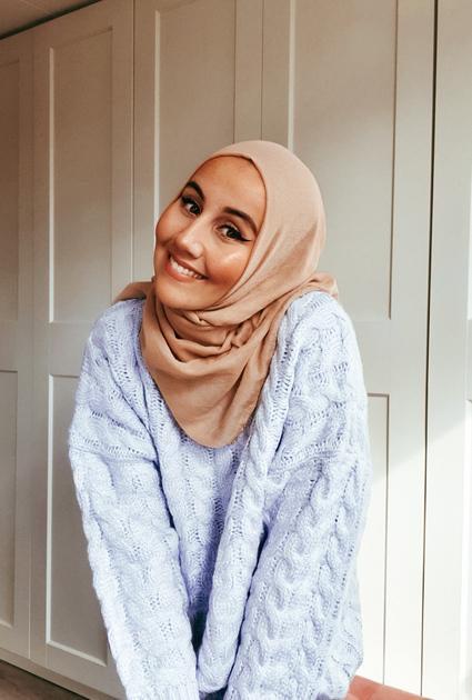 Sweater Yara - BLAUW